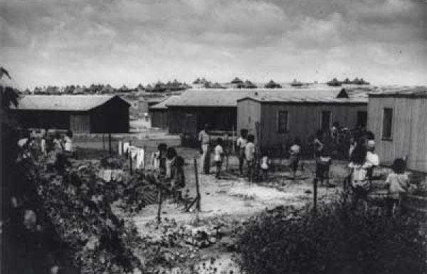 """שירות המילואים של רות בונדי ז""""ל בשנת 1950"""