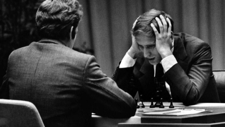 חייו ומותו של בובי פישר , שחקן השחמט האגדי