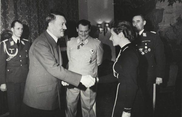 האנה רייטש , הטייסת של היטלר