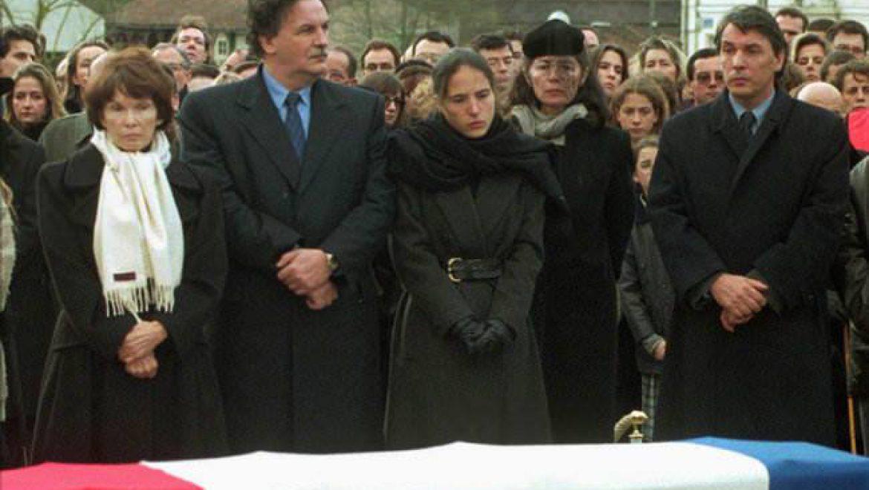 החיים הכפולים של פרנסואה מיטראן , נשיא צרפת