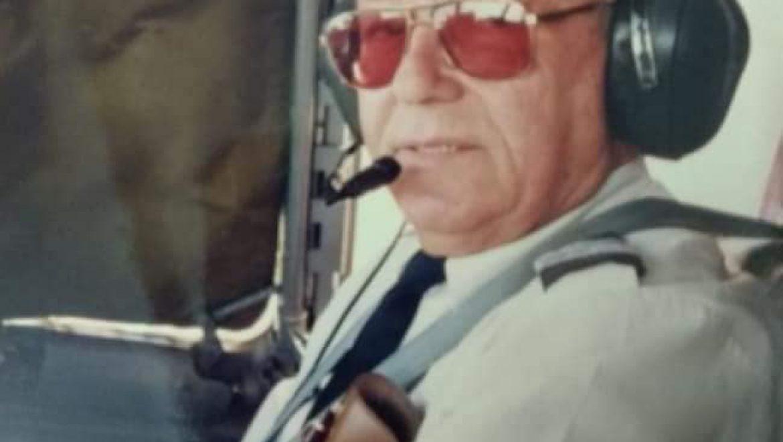 """הטיסה האחרונה היום למרומים של הטייס אחיה השילוני ז""""ל"""