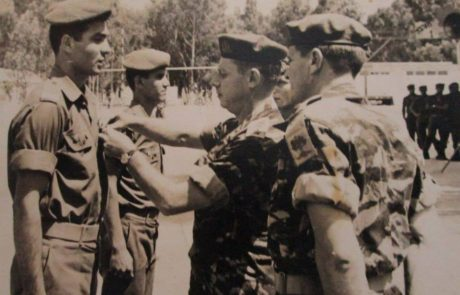 """לא נותר מאחור :המח""""ט שהתעקש לצאת לכל פעולה עם חייליו , אל""""מ שלמה אלטון ז""""ל"""