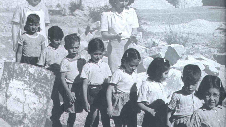 ילדי כפר עציון בין מנזר רטיסבון בירושלים לגבעת עלייה ביפו 1948-1952