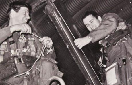 """סיפור חייו של הטייס אבי ברבר : """"ארבעה ימים אחרי החזרה מהשבי כבר טסתי שוב"""""""