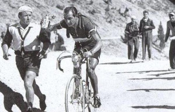 ג'ינו ברטלי, רוכב האופניים האיטלקי וחסיד אומות העולם
