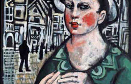 בעקבות הצייר היהודי בלה קאדר שהסתתר בגטו בודפשט