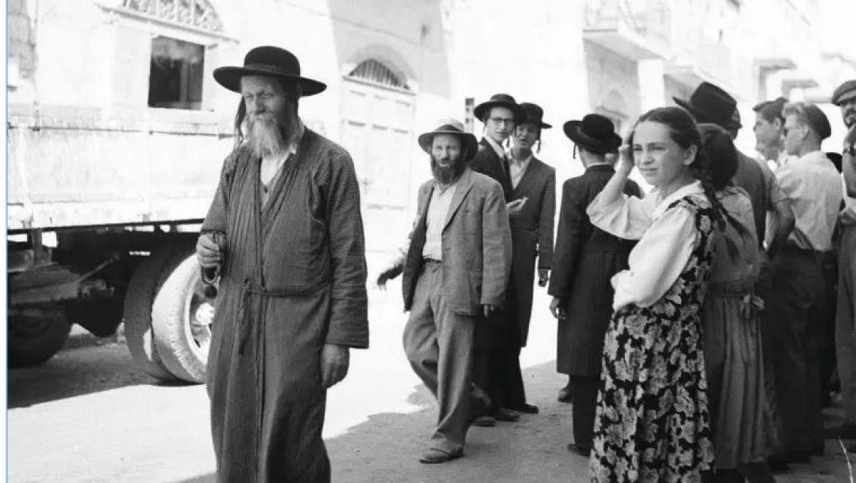 עמרם בלוי: עולמו של מנהיג נטורי קרתא