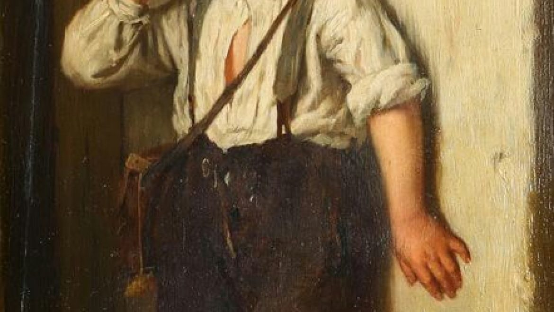 ילדותו האומללה של הסופר אנטון צ'כוב