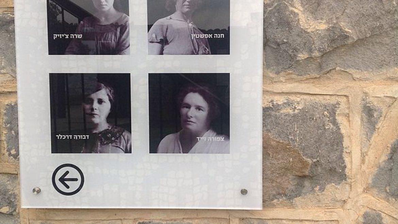 חייה ומותה של דבורה דרכלר:מרד הנשים, וקרב תל חי