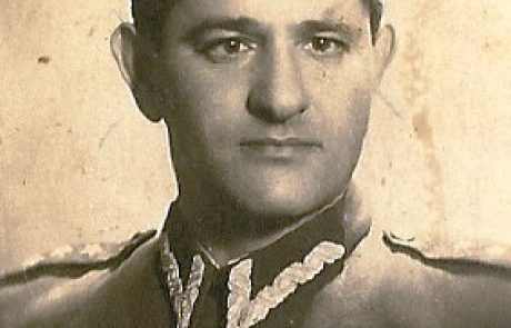 """המג""""ד השקט : בחיפה לא ידעו כי החשמלאי השקט בתיאטרון חיפה היה בין כובשי ברלין הנועזים במלחמת העולם השנייה"""
