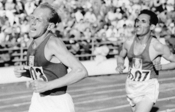 """""""לרוץ"""" – סיפור חייו של הרץ הצ'כי המופלא אמיל זטופק"""