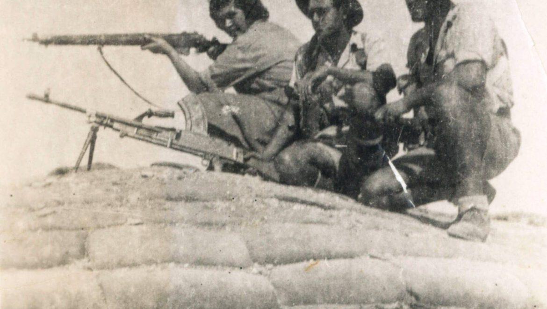 פרידה וטנברג : גיבורת רזיסטנס שהערימה על הנאצים, לחמה בקרבות תש״ח ונכנעה רק לקורונה