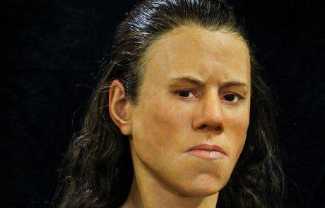 """חייה של """"שחר"""" (dawn) נערה שהתגוררה במערת תאופטרה,לפני 9000 שנה"""