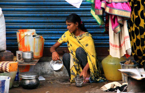 חייה של שאניה , הודו , 2018
