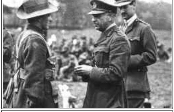 סיפור חייו של הגנרל האוסטרלי היהודי ג'ון מונש