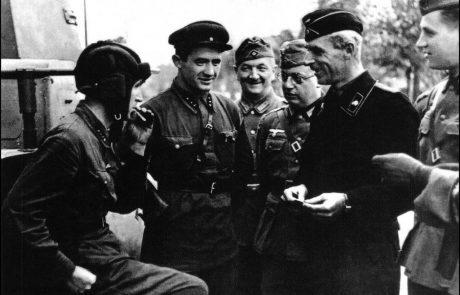 סיפור חייו של גנרל סמיון (שמעון) קריבושין, גנרל יהודי בצבא האדום