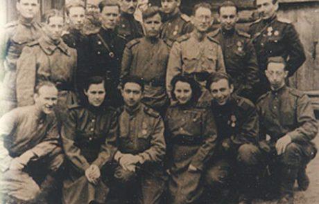 סיפור חייו של אברהם קרצ'מר, קפיטן (סרן) לשעבר בצבא האדום