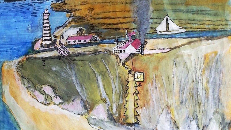 מקס קלינהוף והמערה החשמלית
