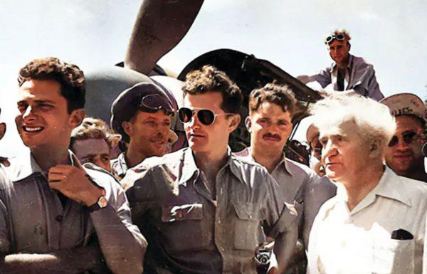 לרגל 100 שנים להולדתו: בחזרה לסיפורו של מפקד הטייסת הראשונה
