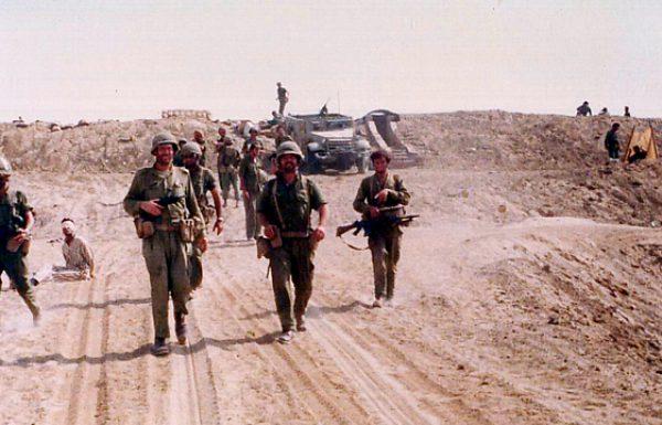 """הגיבורים השקטים של מלחמת יום הכיפורים : אל""""מ נחשון ישראלי"""