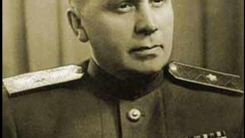"""גנרל נחום אייטנגון ז""""ל , קצין המודיעין היהודי הבכיר והקטלני של סטלין"""