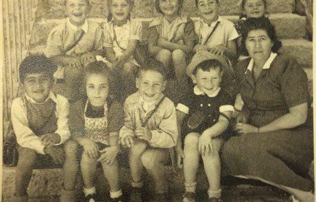מלחמת העצמאות מנקודת מבט של ילד בן 4
