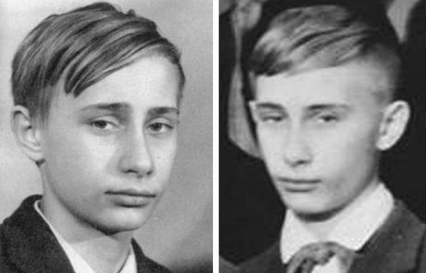ילדותו של הנשיא הרוסי ולדימיר פוטין