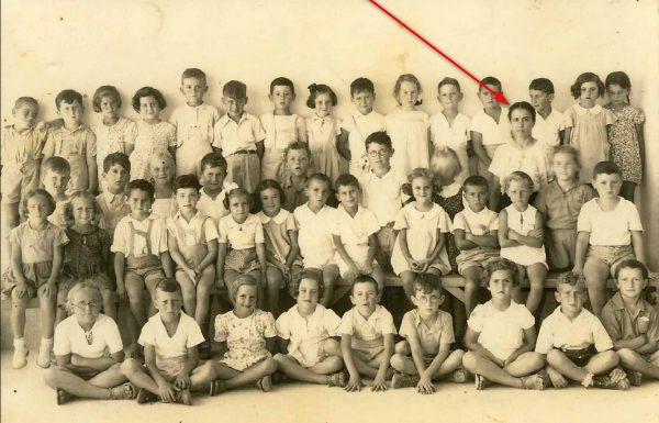 סיפור חייה של רחל צַבָּרִי , הלוחמת והמורה שנבחרה לכנסת הראשונה