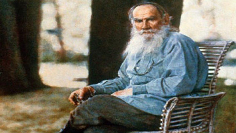 טולסטוי והרעב הגדול ברוסיה 1891