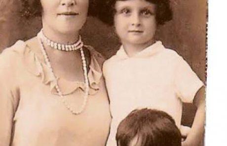 נתן שחם : 'סיפור הכיסוי הכפול של אמא שלי'
